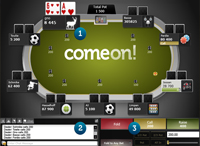 Comeon Poker