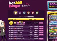 Bet 365 Bingo
