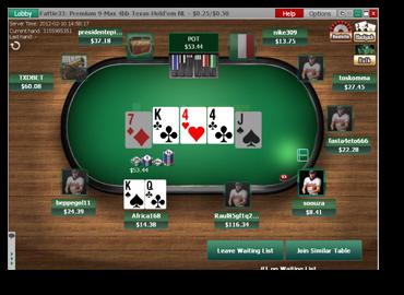 bet365-poker-bord