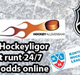 Odds på Ishockey – Bli Rik på Hockey