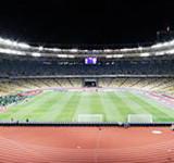 Olympiastadion i Kiev