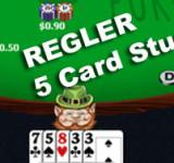 GUIDE – Steg för Steg för att Spela Five Card Stud Poker