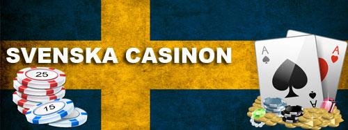 Svenska casinon på nätet - Bästa sajterna att spela på i Sverige