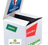 Erbjudanden EM 2016 – Kamma hem Gratis pengar under EM i Frankrike