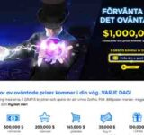 "888Poker lanserar kampanjen ""Expect the Unexpected"" som är värt 1 miljon dollar"