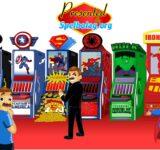 13 Bästa Spelmaskinerna för Stora Vinster Online som har ett Superhjältetema