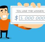 Listade: 11 Största Jackpot Vinsterna på Lotto