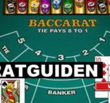 Hur man spelar Baccarat