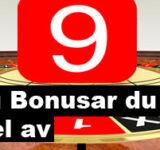9 Olika Betting Bonusar – Bästa Spelbonus för dig IDAG
