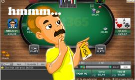 Tänka på Poker